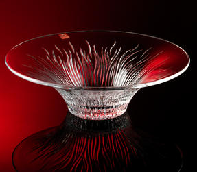 RCR Fire Crystalite Centrepiece Bowl Thumbnail 2