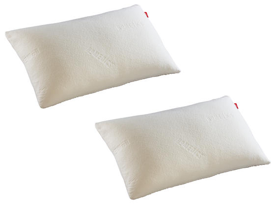 Homemedics Outlast 50D Memory Foam Pillow Set Of 2 70cm x 40cm x 14cm