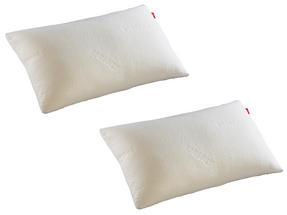 Homemedics Outlast 50D Memory Foam Pillow Set Of 2 70cm x 40cm x 14cm Thumbnail 1