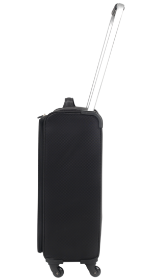 "ZFrame Super Lightweight Suitcase, 22"", Black Thumbnail 2"