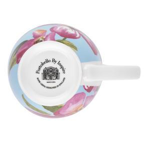 Portobello KB246875 Footed Bloom Fine Bone China Mug Thumbnail 2
