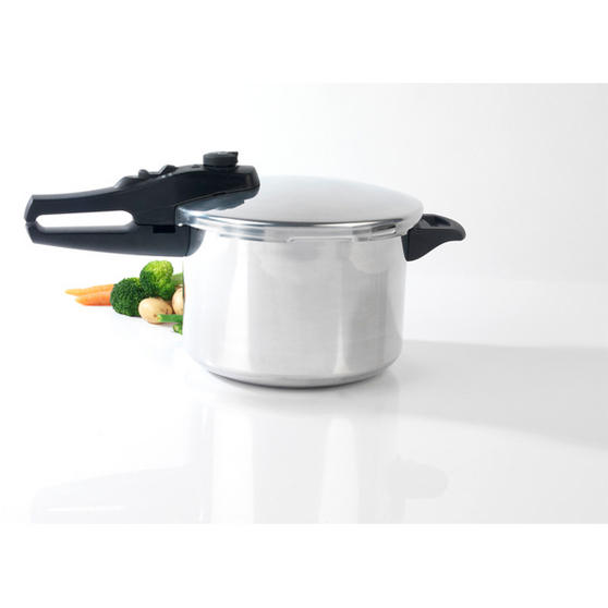 Salter BW02714 Aluminium Pressure Cooker, 7 Litre