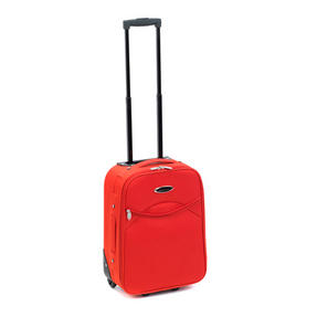 "Constellation 18"" Red Eva Suitcase"