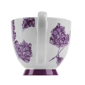 Portobello CM02305 Sandringham Hydrangea Bone China Mug Thumbnail 4