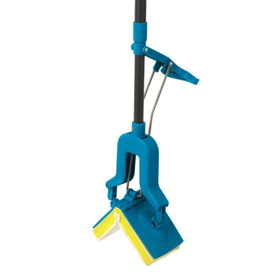 Beldray Sponge Mop with Telescopic Handle Thumbnail 2