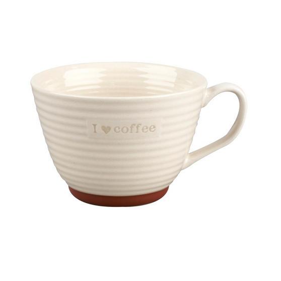 Portobello Stafford I Love Coffee Stoneware Mug