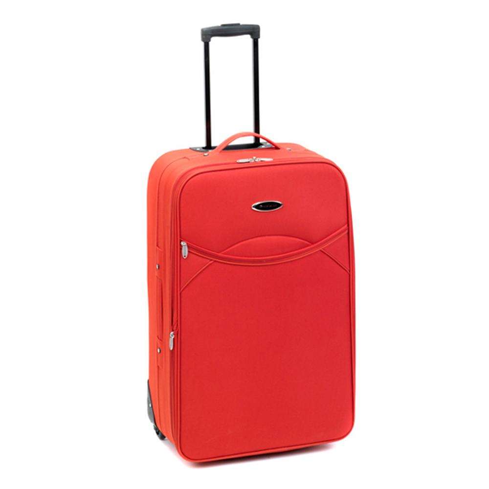 "28 Red And White Living Rooms: Constellation Rio Eva Suitcase, 28"", Red"