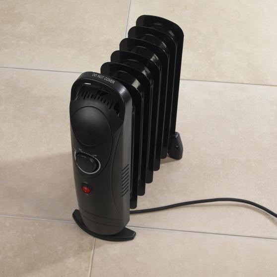 Beldray 700W Mini Oil Filled Radiator Thumbnail 4