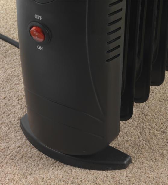 Beldray 700W Mini Oil Filled Radiator Thumbnail 7