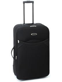 "Constellation Plain Eva Suitcase, 28"", Black Thumbnail 1"