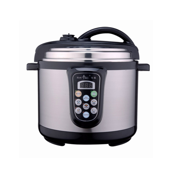 Prolectrix 5l Non Stick Pressure Cooker For A Quick And Efficient Way To Healthy Living Small