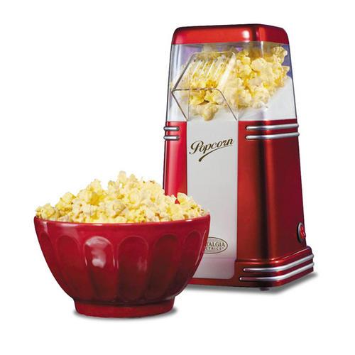 Giles posner mini retro popcorn maker small kitchen - Maquina de palomitas casera ...