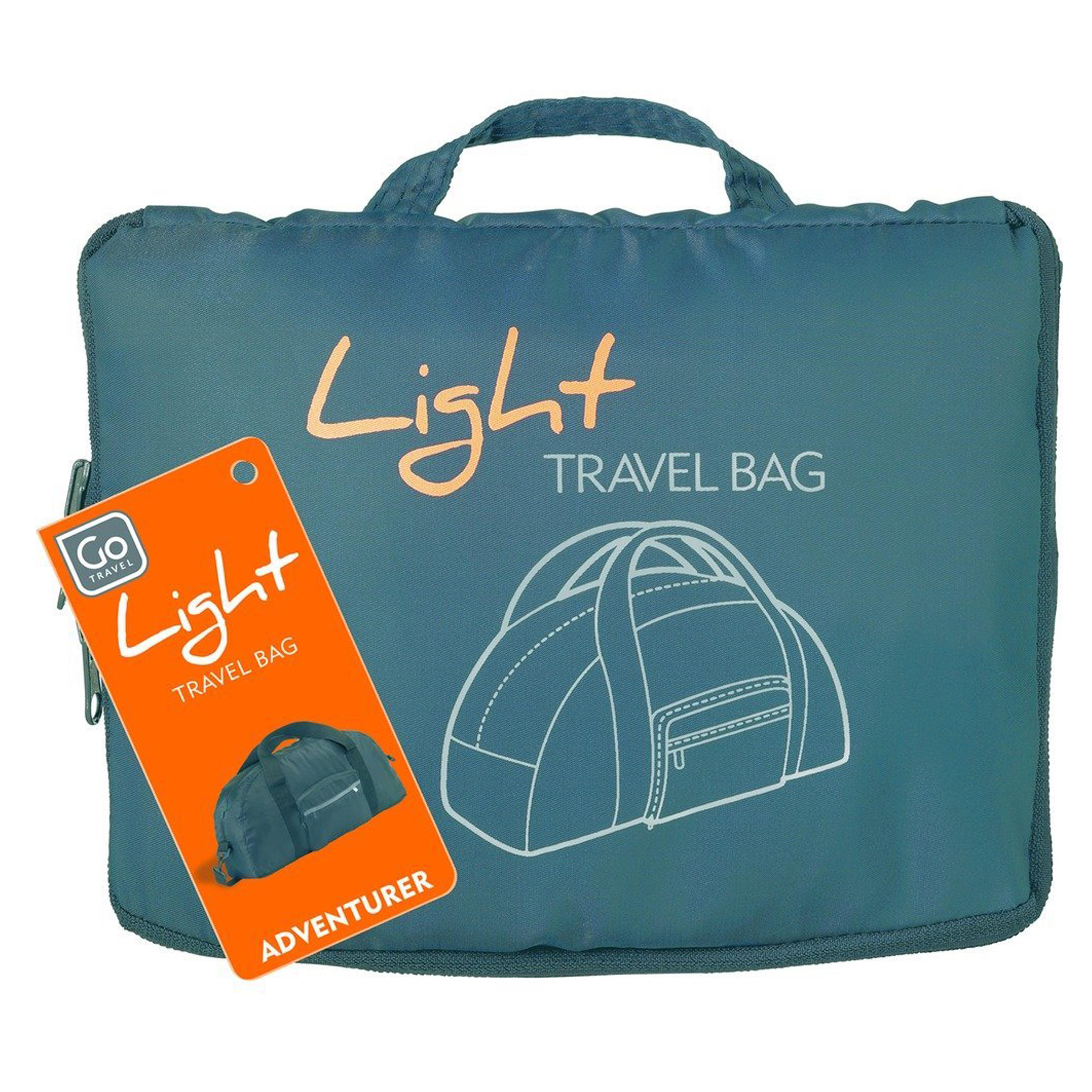 Go Travel 510 Navy Blue Lightweight Travel Bag Luggage