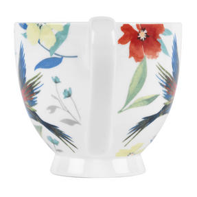 Portobello CM03581 Footed Hummingbird Fine Bone China Mug Thumbnail 3