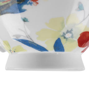 Portobello CM03581 Footed Hummingbird Fine Bone China Mug Thumbnail 5