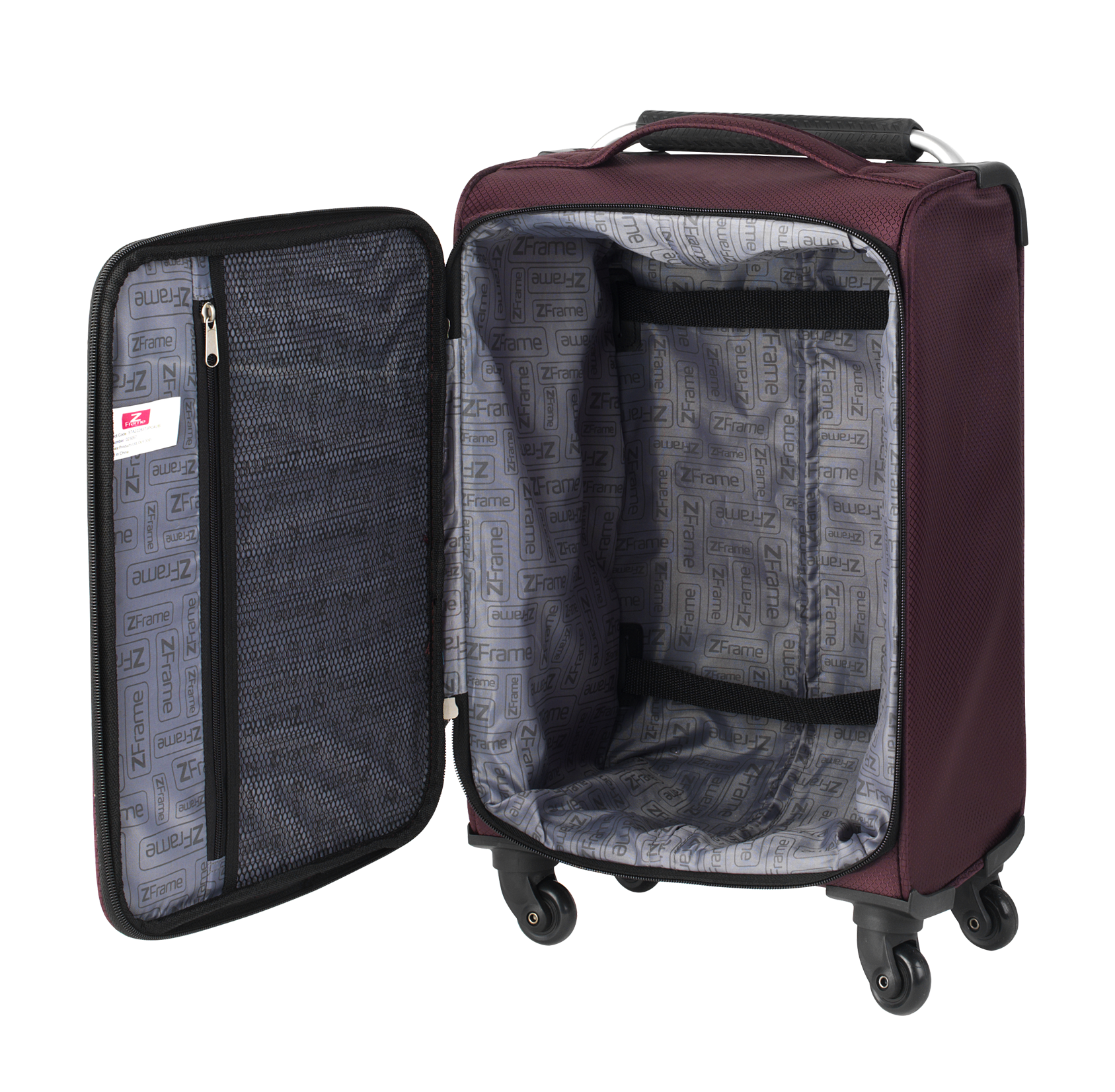 ZFrame Super Lightweight Luggage Suitcase 18