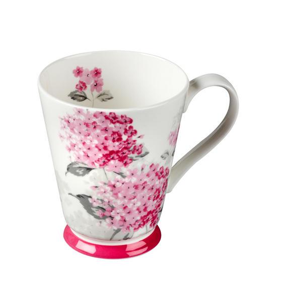 Portobello Buckingham Ami Pink Bone China Mug