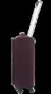 "ZFrame SH22283722AUB Super Lightweight Suitcase, 22"", 10 Year Warranty, Aubergine Thumbnail 2"