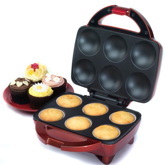 American Originals 6 Cupcake Maker Bundle