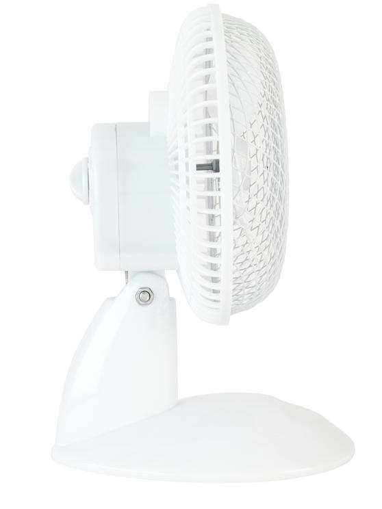 Beldray 6 Inch White Desk Fan Thumbnail 3