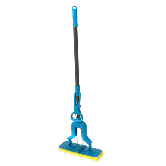 Beldray Sponge Mop with Telescopic Handle Thumbnail 1