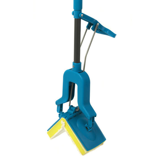 Beldray Sponge Mop with Telescopic Handle Thumbnail 2