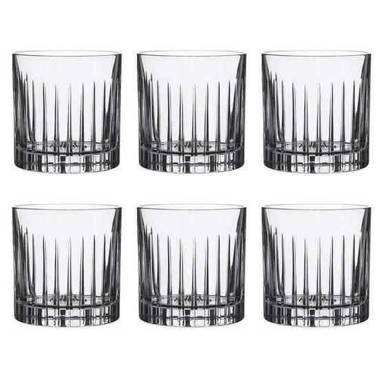 RCR Crystal Timeless Tumbler 33 cl Glasses - Set Of 6