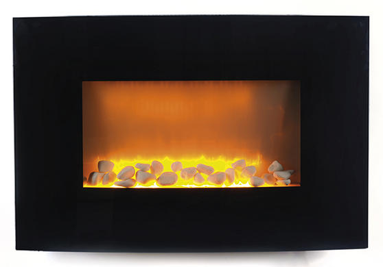 beldray imperia led changing electric wall fire beldray. Black Bedroom Furniture Sets. Home Design Ideas