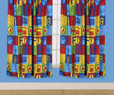 Fireman Sam Duty Curtains - 54""