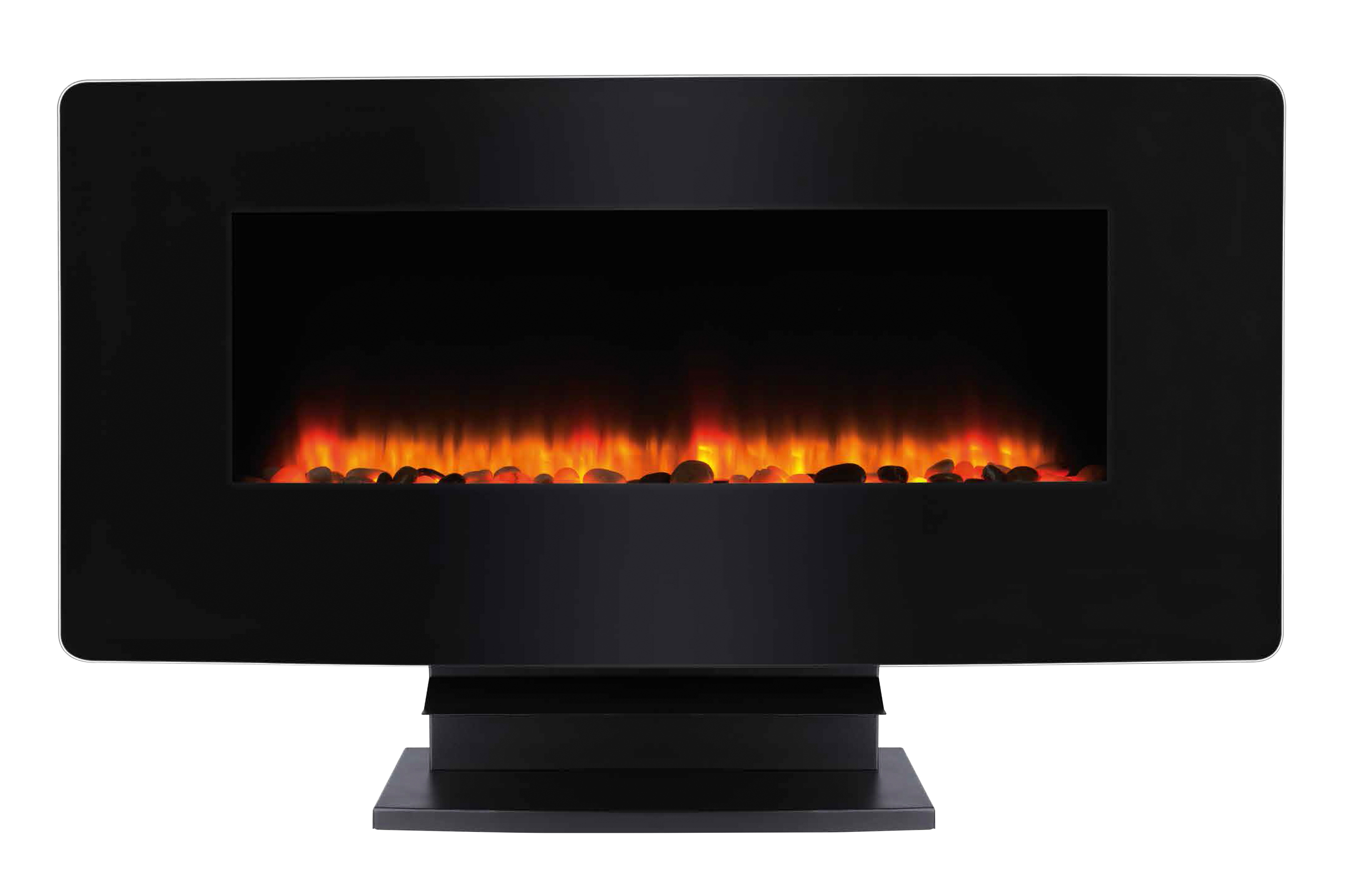 Beldray Porto Led Electric Colour Changing Wall Fire With