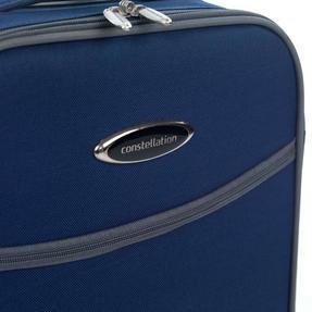 "Constellation Eva Suitcase, 24"", Navy/Grey Thumbnail 4"