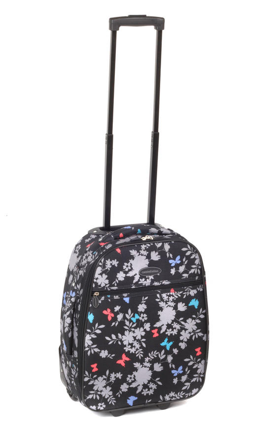 Constellation Spring Paradise Suitcase, 18""