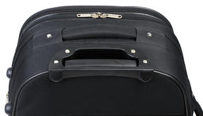 "Constellation Plain Eva Suitcase, 22"", Black Thumbnail 2"