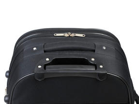 "Constellation Plain Eva Suitcase, 26"", Black Thumbnail 4"