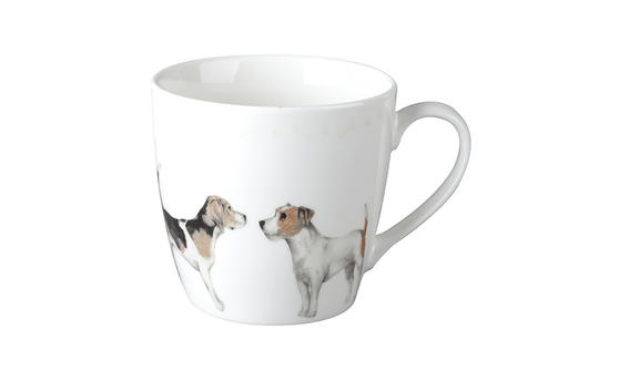 Cambridge Terrior Friends Harrogate Mug