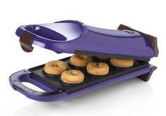 Giles & Posner Purple 180° Flip Over Doughnut Maker Thumbnail 1