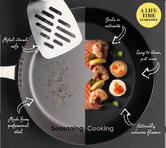 Salter BW04194 Pan For Life 24cm Frying Pan Thumbnail 2