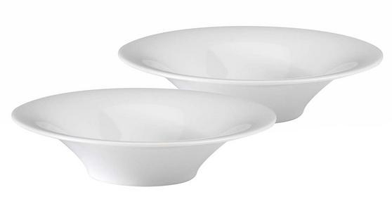 Alessi Ku 21.9cm Bowl - Set of Two 1109410