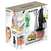 Salter Black Hand Held Blender Set 200W EK1655 Thumbnail 2