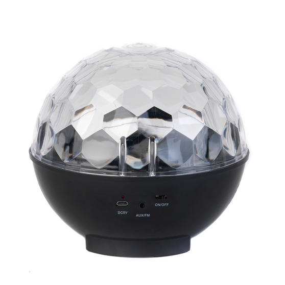 Intempo EE1152 Bluetooth Disco Globe Speaker