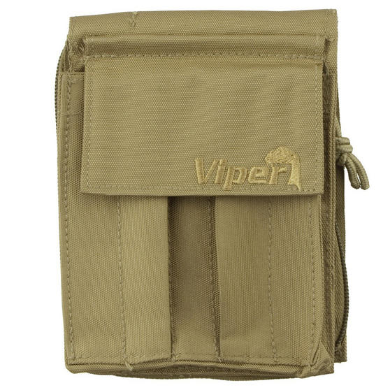 Viper VA6VCAM A6 Notebook Holder with 25 Page Notepad