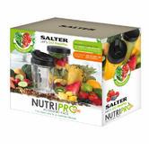 Salter NutriPro Accessory Pack, 800ml & 1 Litre Blending Cups, Black Thumbnail 4