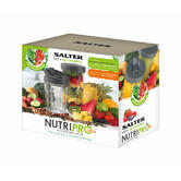 Salter NutriPro Accessory Pack, 800ml & 1 Litre Blending Cups, Silver Thumbnail 3