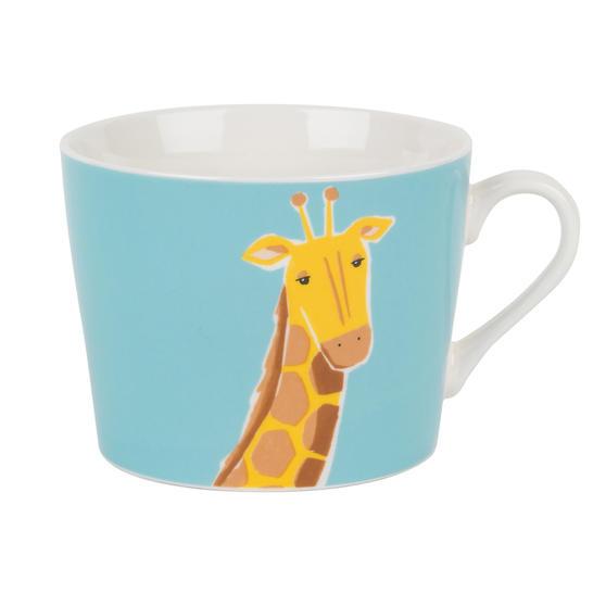 Cambridge Newport Giraffe Fine China Mug CM04673