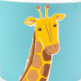 Cambridge Newport Giraffe Fine China Mug CM04673 Thumbnail 2