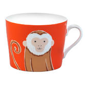 Cambridge Newport Monkey Fine China Mug CM04675 Thumbnail 1