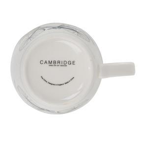 Cambridge Harrogate Floral Bike Fine China Mug CM04693 Thumbnail 5