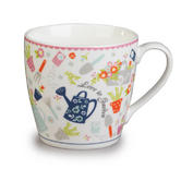 Cambridge Harrogate Floral Garden Fine China Mug CM04694