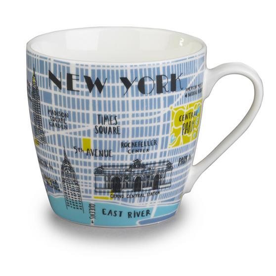 Cambridge Harrogate New York Fine China Mug CM04697