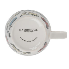 Cambridge Harrogate Retro Scooters Fine China Mug CM04702 Thumbnail 5